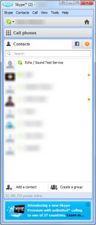 Run Skype
