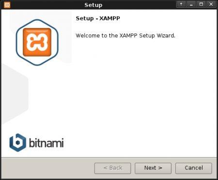 Xampp Setup Installation Wizard